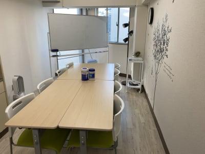 クロネコ会議室の室内の写真