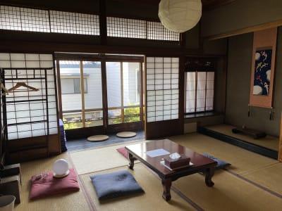 和室もしくは洋室の個室をご利用いただきます。  - 日暮荘 【個室・お二人利用】仕事や勉強にの室内の写真