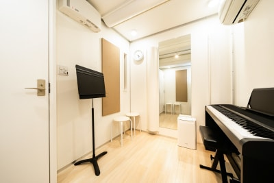 KMA音楽スタジオ 【E studio】の室内の写真