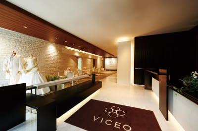 待ち合わせにも便利な1階ロビー - VICEO(ビセオ) 多目的スペースVICEOの入口の写真
