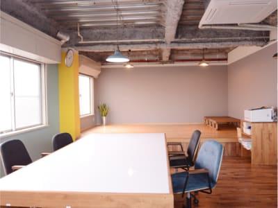 レンタルスペース「ちるこ」 レンタルスペース「ちるこ」Bの室内の写真