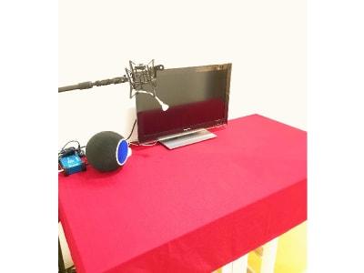 マイクやモニターなど様々な機材がございます。録音に使う機材は高級なものをご用意。 - 祐天寺アトリエ 防音スタジオ付E レンタルスタジオ・防音・音楽室の設備の写真