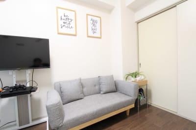 西新宿スペース ココチルームの室内の写真