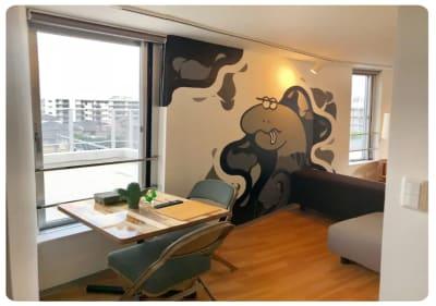 5B - AOCA TOKYO SANNO スタンダードタイプ<2>の室内の写真