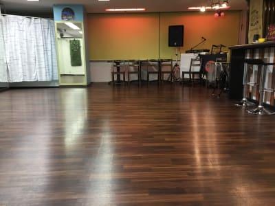 土足禁止です - レンタル、シェアスペース    レンタル、シエア、ダンススタジオの室内の写真
