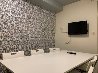 ニューオーサカホテル心斎橋 貸し会議室Bの室内の写真