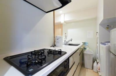 キッチン - 浅草2LDK 浅草スタジオの室内の写真