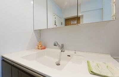 洗面器 - 浅草2LDK 浅草スタジオの室内の写真