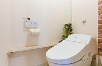 トイレ - 浅草2LDK 浅草スタジオの室内の写真