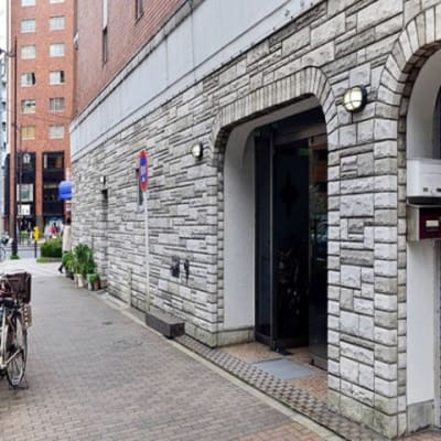 浅草2LDK 浅草スタジオの入口の写真