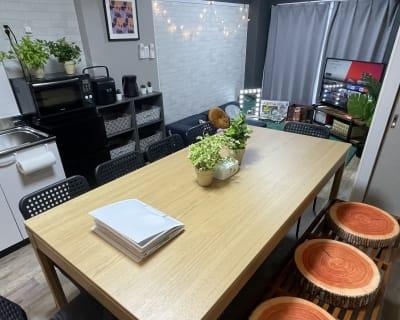 スペースフライト大須✨の室内の写真
