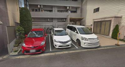 駐車場 - ザワンダーアットステイ-弁天町- 101号室の室内の写真