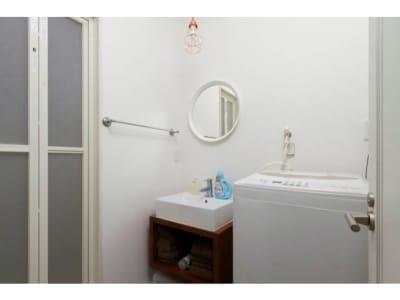 お風呂 - ザワンダーアットステイ-弁天町- 101号室の室内の写真