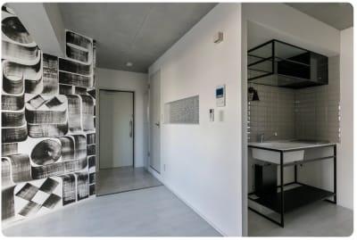 AOCA KAMINOGE レンタルスペースの室内の写真