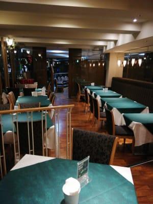レストランchez MACIO 多目的スペース(2階)の室内の写真