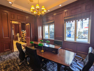 GRGホテル那覇東町 ビジネスルームの室内の写真