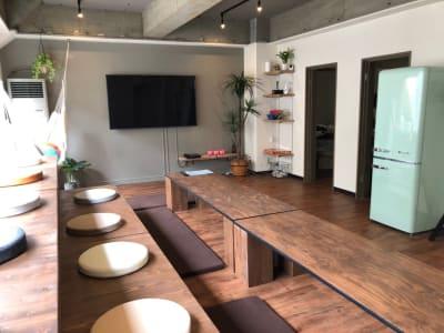 最大30人スペース! - リノスペ水道橋 イベントスペースの室内の写真