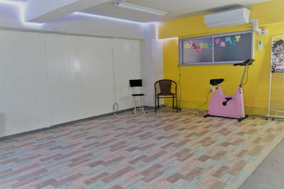 SPICY CANDY ダンススタジオの室内の写真
