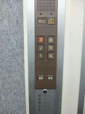 国際精華ビル3階 3-Bの設備の写真
