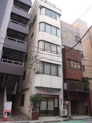 国際精華ビル3階 3-Cの外観の写真