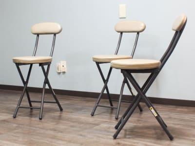 椅子 - プルート池袋レンタルスタジオ 1002号室の設備の写真