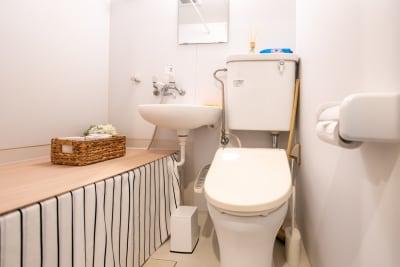 トイレ - プルート池袋レンタルスタジオ 1002号室の設備の写真
