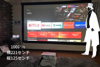 クレオ高田馬場 迫力大画面!みんなでワイワイ🎀の室内の写真