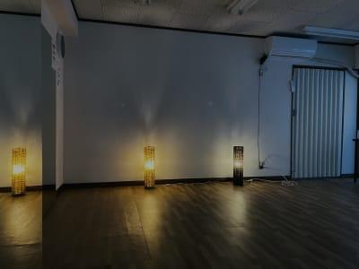 ◆Arts◆ヨガ瑞穂 ◆Art atudio◆ヨガ瑞穂の室内の写真