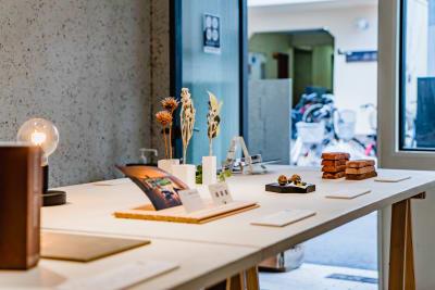 【展示会使用例-3】ものづくり系の企画展示 - 【GHON】便利な立地の戸建貸切 展示会/撮影/パーティー#101の室内の写真