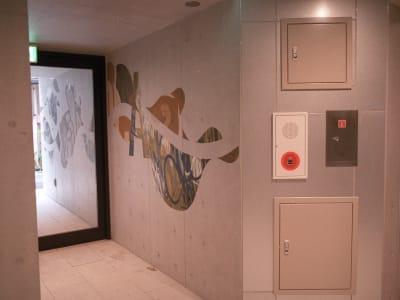 AOCA TOKYO SANNO スタンダードタイプ<2>の入口の写真