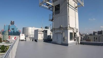 塔屋 - 天しもビル 屋上レンタル撮影スタジオの室内の写真