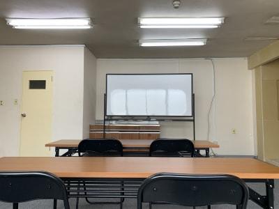 トイレ、洗面台があります。 - ダイワ高井田セミナールーム 会議室、セミナールームの室内の写真