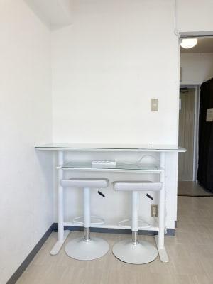 クラリス博多 303号室 ワンルーム レンタルオフィスの室内の写真