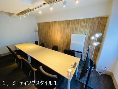 LMスペース上野の室内の写真