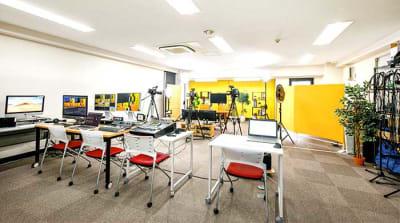 TMCミカンスタジオ M1スタジオの室内の写真