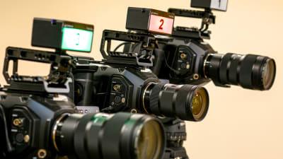 ネットフリックス公認・シネマカメラ - TMCミカンスタジオ M1スタジオの室内の写真