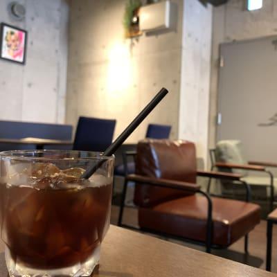 お食事・お飲み物・ロケ弁のご注文、承ります - kokoFLAT cafe 本町 カフェ店内をまるごとレンタル♪の設備の写真