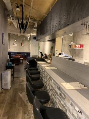 kokoFLAT cafe 本町 カフェ店内をまるごとレンタル♪の室内の写真