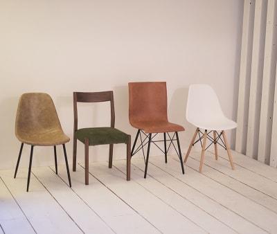 お洒落な椅子は撮影道具にも利用いただけます - C8 STUDIO 撮影スタジオ&レンタルスペースの室内の写真