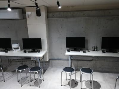 PLANT ACT 丹波橋 ゲームオフスペースの室内の写真