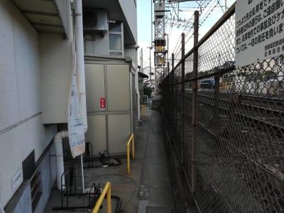 PLANT ACT 丹波橋 ゲームオフスペースの入口の写真