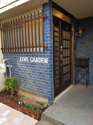 Live Garden 蒲田 101号室の外観の写真