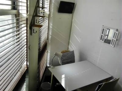 かわいいスペースです! - 新宿44ビル内44サロングループ 1h300円ネイル44MINIの室内の写真