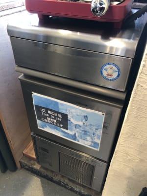 無料で使える業務用製氷機! - Koru Takanawa 貸切カフェキッチン・撮影スタジオの設備の写真