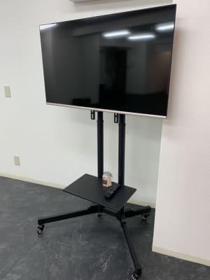 モニター43型 4K対応 - STUDIO インセプション STUDIOインセプションの設備の写真