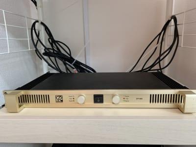 CLASSIC PRO ( クラシックプロ ) / CP400 ステレオ・パワーアンプ - STUDIO インセプション STUDIOインセプションの設備の写真