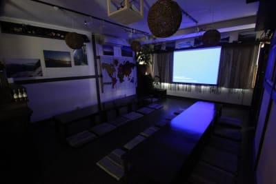PUSHUP Oasis 多目的スペースの室内の写真