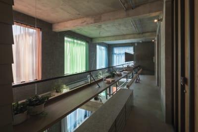 時間によって光の色合いが異なり、どの時間帯も大変美しいです。 - Blend Studio レンタルスタジオ4時間プランの室内の写真