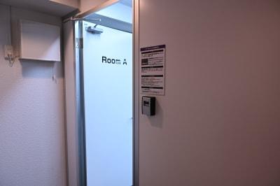 NATULUCK御茶ノ水駅前店 Room Aの入口の写真