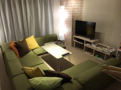 GL garden meeting room の室内の写真